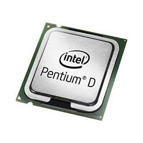 Procesador Intel Pentium D 940 3.2 Ghz Intel S775 Oferta
