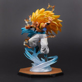 Dragon Ball Z Figuarts Bandai Gotenks Super Saiyan + Caja