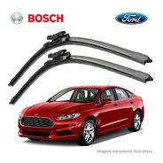 Paleta Para-brisa Original Bosch Ford Fusion 2013 14 A 2018
