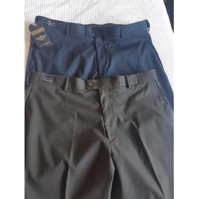 Pantalon Dockers Premium Flat Front Caballeros 38x29 Marrón