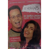 Os Normais Box C/ 6 Dvds Lacrado Original 47 Episodios