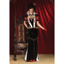 Disfraz De Reina De Corazones De Lujo Leg Avenue Halloween