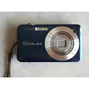 Cámara Casio Exilim Ex-s10 Digital Completa Con Accesorios
