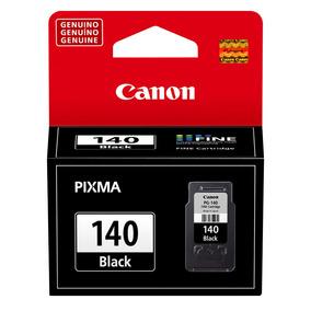 Cartucho De Tinta Preto Pg-140 Para Pixma Canon