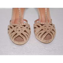 Sapato Desapego Numero 35 Feminino Para Festas , Casamento