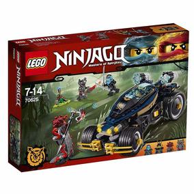 Lego Ninjago 70625 Samurái Vxl Original