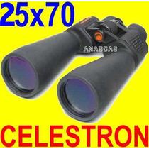 25x70 Binoculares Y Microscopio Gratis Celestron Astronomico