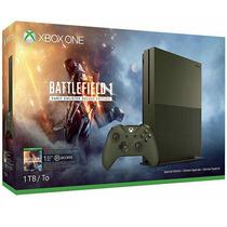 Nuevo Xbox One S Battlefield 1 Edicion Especial Envio Gratis
