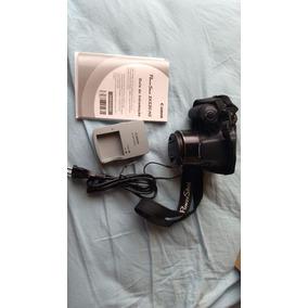 Câmera Canon Sx530 Hs Zoom 50x Wi-fi + Cartão 8gb