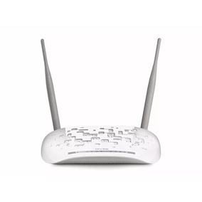 Modem Router Tp-link Td-w8961nd Inalambrico Adsl 300mbps Wif