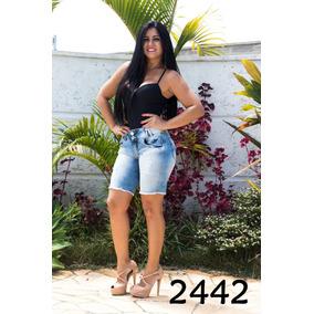 Kit C/ 2 Short E/ou Bermuda Feminino Jeans Oppnus