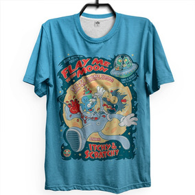 Camiseta Lisa Simpson Grito Lana Camisetas Simpsons - Camisetas em ... 05110995dd3