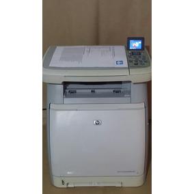 Impressora Hp Color Laser Jet Cm1017 Mfp( C/ Garantia )