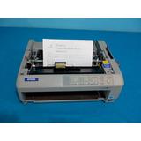 Epson Fx-890 Excelente Equipo Con Cable Y Servicio