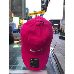Gorra Nike Heritage86 Junior Jovenes Dama Niñas 546178 Rosa