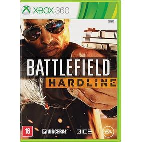 Battlefield Hardline - Mídia Fisica - Xbox 360
