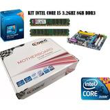 Kit Intel Core I5 3.2ghz Placa Mae16gb De Memoria Hd 1tb