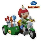 Handy Manny Playhouse Disney 2010 Hallmark Ornament...