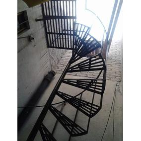 Escalera De Caracol Metal