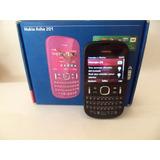 Nokia Asha 201 Nuevo En Caja Completo Para Claro Oferta!