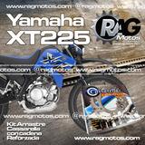 Xt 225 Yamaha Kit Arrastre Cassarella Repuestos Accesorios M