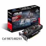 Tarjeta De Video Asus Amd Radeon R7 360, 2gb Gddr5 128-bit