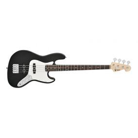 Phx Jb Baixo Modelo Jazz Bass 4 Cordas Bk Frete Grátis