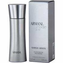 Armani Code Ice 75ml Masculino   Lacrado E 100% Original