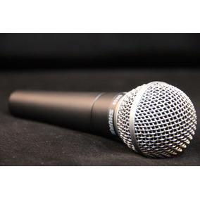Microfone Profissional Shure Sm58