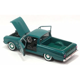Camioneta Ford Ranchero 1960 Escala 1:24