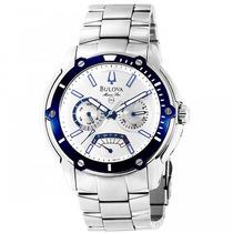 Relógio Bulova Masculino Marine Star Wb31069f