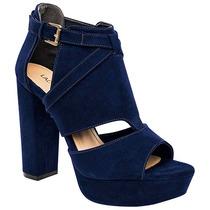 Zapatos De Tacón Lady Paulina 76505 62430