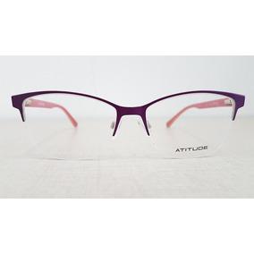 Oculos De Grau Atitude Feminino Quadrado - Óculos em Paraná no ... 2c1c0e7887