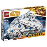 Lego Star Wars Halcón Milenario Del Corredor De Kessel 75212