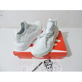 Tenis Nike Air Huarache Ultra Blanco En Caja + Envio Gratis