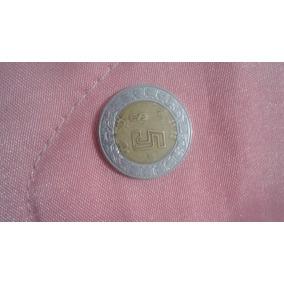 Moeda 5 Peso Mexicanos Estados Unidos Ano 2001