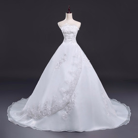 Vestido De Noiva Novo Barato