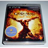 God Of War Ascension Ação Aventura Luta Jogo Ps3 Original