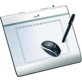 Mesa Digitalizadora Genius Mousepen 8x6 I608x + Mouse Usb 31