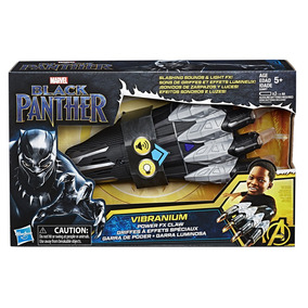 Garra Eletronica Avengers Pantera Negra E0867 Hasbro