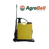Pulverizador Fumigador Manual Mochila 16 Lt Agro Bell Mendoz