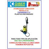 Pulverizador Giber H-5 Tenemos (h7-h9) Fumigacion Jardineria