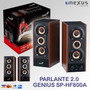 Parlantes 2.0 Genius Sp-hf800a (20 Watts Reales)