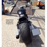 Kit Paralama Banco V-rod Night Muscle Vrod Harley Davidson