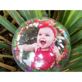 Bolas De Natal Personalizadas -