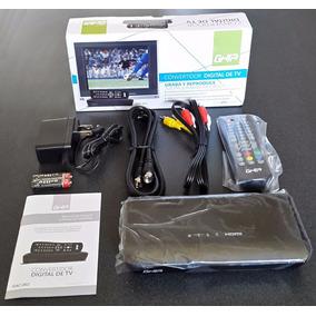 Convertidor Decodificador Grabador Digital De Tv