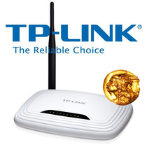 Router Inalambrico Wifi Tp Link Wr740n Wireless N 150