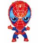 10 Globos Forma De Spiderman Hombre Araña Enormes! 60 Cm