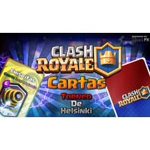 Cartas Clash Royale Actualizadas