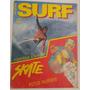Álbum Figurinhas Surf Skate Completo Raro 1991